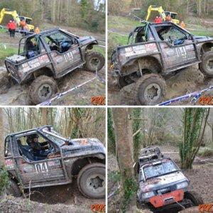 Challenge Extreme Fécamp Forest Parc Manche 1